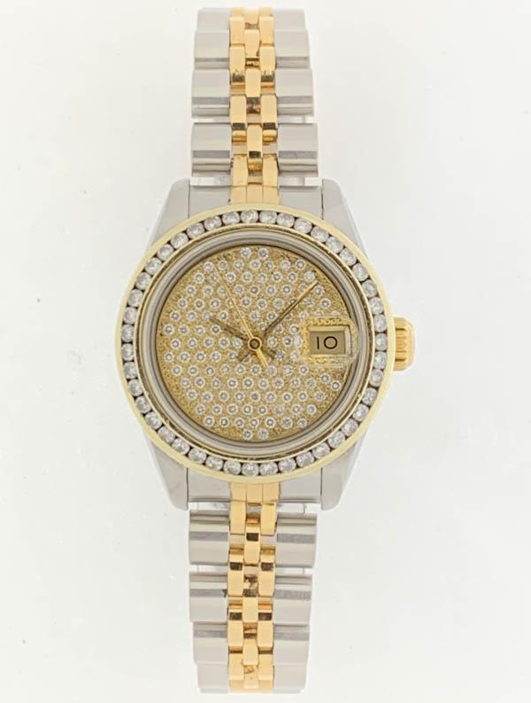 4475 Rolex 75  Ladies Datejust